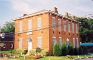 *Jonesboro, Built 1869, Arch- Fay & Max VD Corput, Now Masonic Lodge