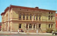 Rome, 1976 converted, Arch- Bothwell, Jenkins & Slay, Contr- Abco Builders, Co. the former postoffice/courthouse built 1895.