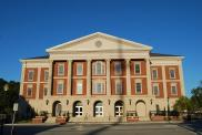 *Hinesville, Justice Center, Built 2010, Arch- James W. Buckley & Assoc., Contr- Pope Constr.