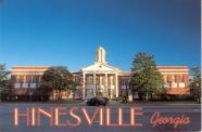 Hinesville, Built 1926 with 1964 addition, Arch- Percy H. Perkins, Jr., Contr- Watson-Yeargan, Inc.