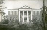 Ludowici, Built 1926, Arch- G. M. Harrington, Contr- G. M Harrington and T. J. Harrington
