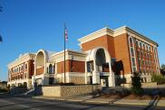 *Valdosta, Justice Center, Built 2010, Arch- Ellis Rickett & Assoc., Contr- Pinnacle Prime Construction