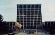 *Columbus, Built 1972, Arch- E. Owen Smith and Biggers, Scarbrough, Neal, Crisp & Clark, Contr- Jordan-Groves Constr. Co.