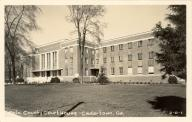 Cedartown, Built 1951, Arch- William J. J. Chase, Contr- Bailey-Brazzel Constr. Co.