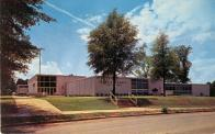 Americus, Built 1959, Arch- E. oren Smith, Contr- Barber Constr. Co., Razed 2010