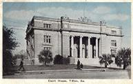 Tifton, Built 1912, Arch- W. A. Edwards, Contr- J. F. Jenkins & Co.