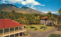 Lahaina, Built 1859, Contr- George Thomas, Remodeled in 1925, Arch-William D