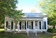 *Marshall, Built 1838, Temporary courthouse until 1839.  Now museum.