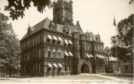 Wheaton, Built 1896, Arch- M. E. Bell, Contr- Charles A. Moses