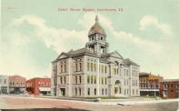Lewistown, Built 1898, Arch- Charles Bell, Contr- H. V. V. Clute, R. M. Hinde and M. P Rice
