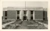 Shawneetown, Built 1939, Arch- Housing Authority of Galatin County, Contr- WPA