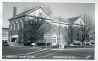 Pinkneyville, Built 1849 with additionsin 1877 and 1939, Arch- S. Thompson, Contr- Edward F. Bartels Constr. Co., (WPA)