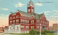 Harrisburg, Built 1905, Enlarged 1938