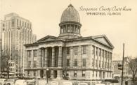Springfield, 1876-converted state capitol, Arch- John F. Rague, Remodeled-1899, Arch/Contr- Warren Roberts Co.