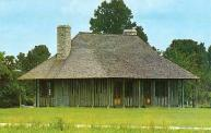 Cahokia, Former courthouse site, 1793, Contr- Francois Soulder