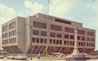 Joliet, Built 1969, Arch- Otto Stark of C. F. Murphy Assoc.and Healy, Moore & Assoc., Contr- Gawley Constr. Co. Inc.