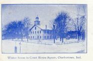 Charlestown, Former courthouse site, Built 1850