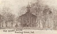 Bowling Green, Former courthouse site built 1853