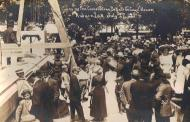 Auburn, Laying of cornerstone (July 27, 1911)