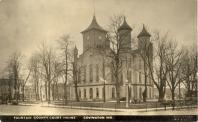 Covington, Rebuilt in 1861 after fire, Arch- Issac Hodgson, Contr- John H. Thomas