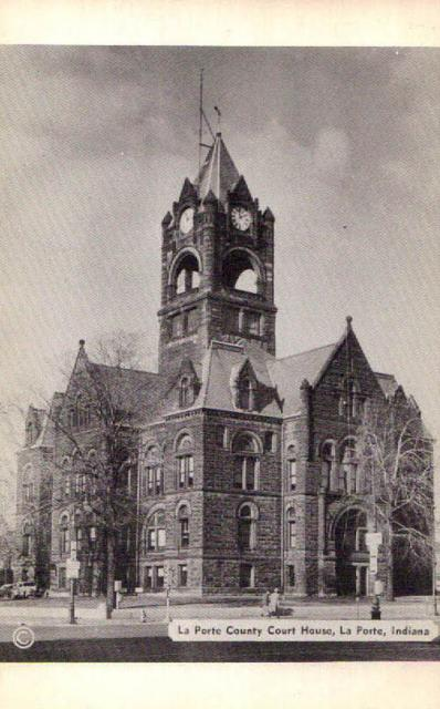 A historical look at out nation 39 s for Laporte courthouse