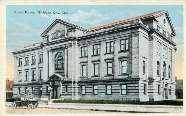 A historical look at out nation 39 s for Laporte indiana courthouse