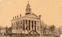 Paoli, Built 1850, Contr- John Baker, Thomas U. Thornton and Arthur I. Simpson with additions in 1855 and 1881
