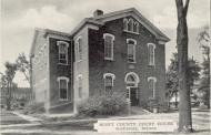 Scottsburg, Built 1873, Arch- Andrew R. Baty, Contr- Travis Carter & Co.