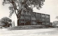 Corning, Built 1955, Arch- Thomas W. Williamson & Victor H. Loebsack & Assoc., Contr- M. W. Watson