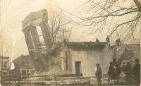 Newton, Built 1857 being razed.