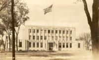 Anamosa, Built 1935, Arch- Dougher, Rich & Woodburn, Contr- C. C. Larson & Sons