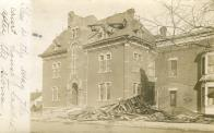 Creston, Built 1890, Damaged from storm