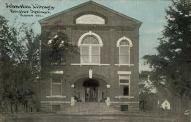 Baxter Springs, Built in 1872 as a county courthouse but never used for that purpose.
