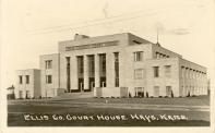 Hays, Built 1940. Arch- Mann & Co., Contr- Ralph Hunter Constr. (WPA).