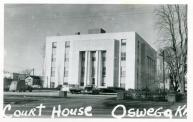 Oswego, Built 1949, Arch- Thomas W. Williamson & Co., Contr- Dalton Constr. Co.