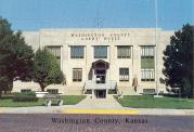 Washington, Built 1932, Arch- H. G. Overend & C. F. Boucher, Contr- Blaser - Vollmer Constr. Co.