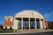 *Hopkinsville, Justice Center, Built 2003, Arch- J. Keith Sharp Arch., Contr- Beers Contr. Co.