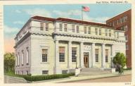 Winchester, 1990 Converted 1913 U.S. Post Office to Judicial Building, Arch- WMB, Inc., Contr- Codell Constr. Co.