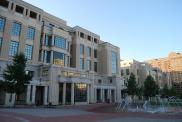 *Lexington, Robert F. Stephens Court Complex, Built 2001, Arch- Sherman Carter Barnhardt, Contr- CRSS Constr.