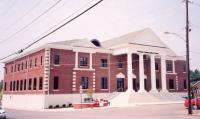 *Cynthiana, Justice Center, Built 2002, Arch- CMW, Contr- Codell Constr. Co.