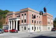 *McKee, Judicial Center, Built 2009, Arch- JRA Arch, Contr- Codell Constr. Co.