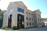 *Hindman, Judicial Center, Built 2004, Arch- Architect Plus, Contr- Codell Constr. Co.