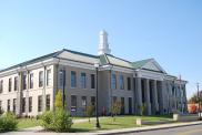 *Russellville, Justice Center, Built 2009, Arch- Sherman Carter Barnhart, Contr- Codell Constr. Co.