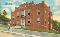 Eddyville, Built 1917, Arch/Contr- Sherrill & Russell Lumber Co.