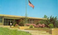 Eddyville, Built 1961, Arch- James Allen Clark