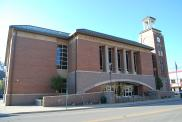 *Salyersville, Judicial Center, Built 2004, Arch- KZF Inc., Contr- Codell Constr. Co.