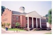 *Maysville, Justice Center, Built 2000, Arch- CMW, Inc., Contr- Codell Constr. Co.