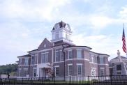 West Liberty, Built 1907, Restored after 2012 tornado, Arch- M. T. Lewman, Contr- M. T. Lewman & Co.