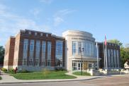 *Morehead, Justice Center, Built 2011, Arch- Sherman Carter Barnhart, Contr- Packs & Alliance