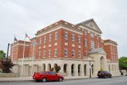 *Shelbyville, Justice Center, Built 2009, Arch- CMS, Contr- Codell Constr. Co.